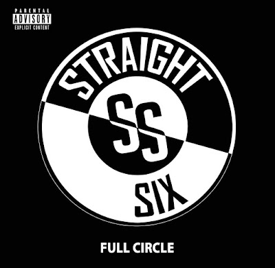 Bandcamp MP3/AAC Download - Full Circle by Straight Six - stream album free on top digital music platforms online | The Indie Music Board by Skunk Radio Live (SRL Networks London Music PR) - Friday, 17 May, 2019