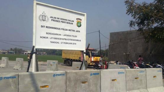 Komunike Tangerang  Utara Pertanyakan kewenangan Balai besar Cisadane