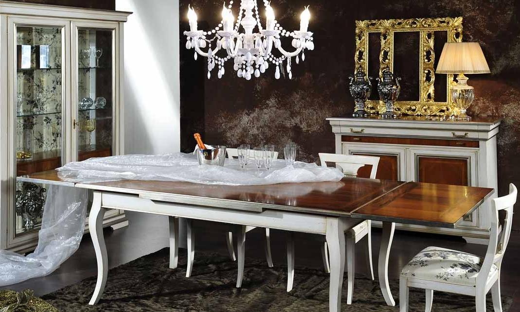 Arredamento classico come arredare casa for Arredamento mix antico moderno