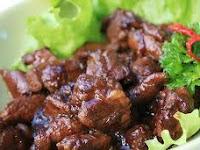 Resep Masakan Krengsengan Daging Jawa Timur