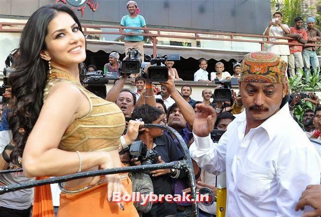 Sunny Leone, Sunny Leone at Ragini MMS 2 Success Bash