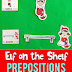 Elf on the Shelf Preposition Activity for Preschoolers
