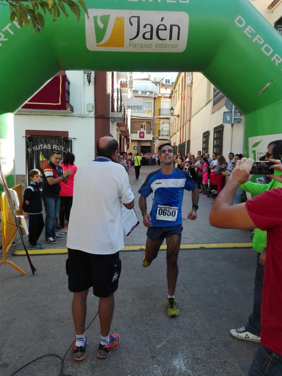 Bienvenido a la web oficial del club de atletismo liebre - Tiempo los villares jaen ...