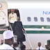 MPNAIJA GIST:Watch how President Buhari arrived Kaduna and flew to Abuja In a helicopter this morning
