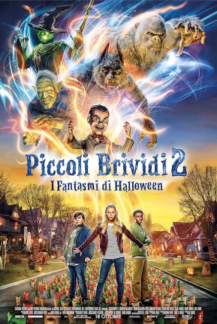 Piccoli Brividi: I Fantasmi Di Halloween Poster