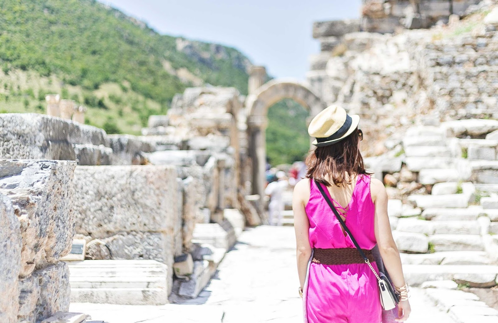 Ephesus, Turkey - Celebrity Cruise Vacation
