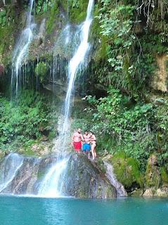 Cooold! Baakline Falls - Chouf Lebanon
