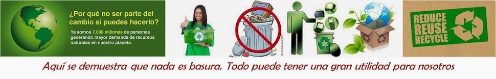Reciclar es la Idea