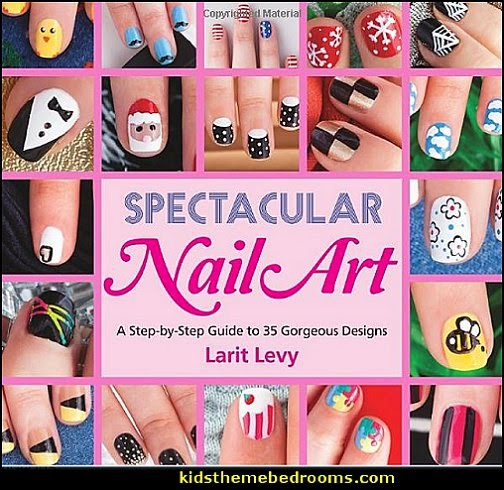nail decorations - nail art design ideasd - decorating nails
