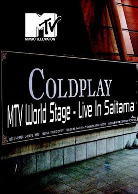 Baixar Torrent Coldplay: MTV World Stage - Live In Saitama Download Grátis