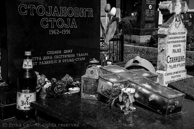 cimitero ortodosso bijeljina Bosnia