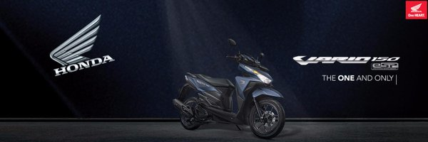 AHM Segarkan New Vario 150 eSP - Emblem 3 Dimensi Loh!