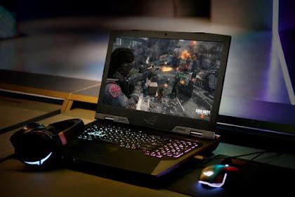 ASUS ROG Strix G703GX, Laptop Gaming Pertama di Indonesia dengan GeForce RTX 2080