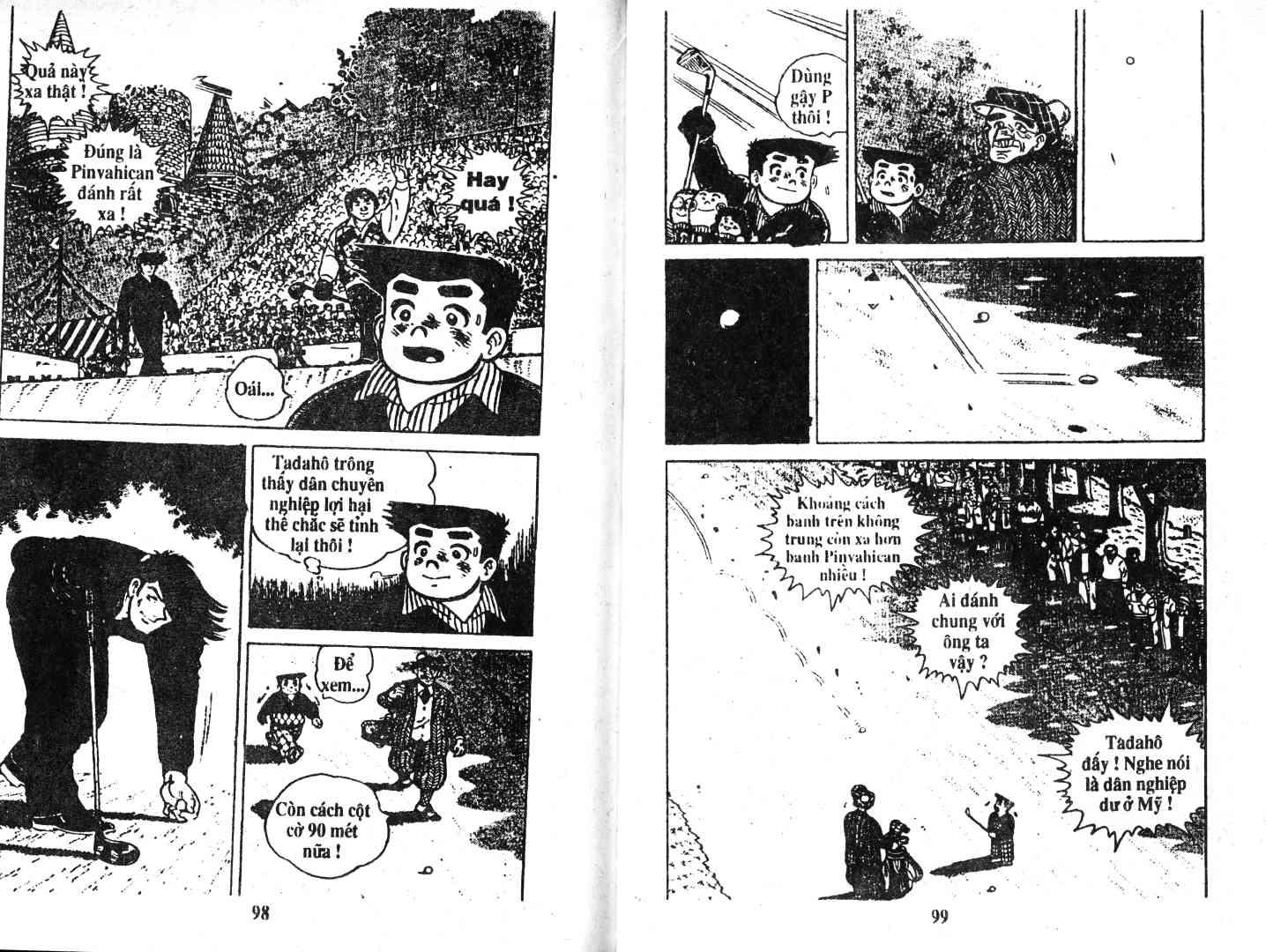 Ashita Tenki ni Naare chapter 50 trang 48