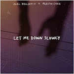 Alec Benjamin - Let Me Down Slowly (feat. Alessia Cara) - Single Cover