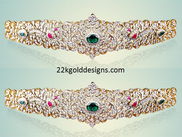 Diamond Vaddanam design