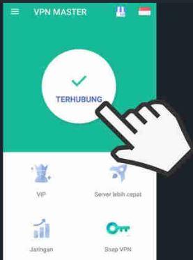 Cara Menggunakan VPN Master di Android