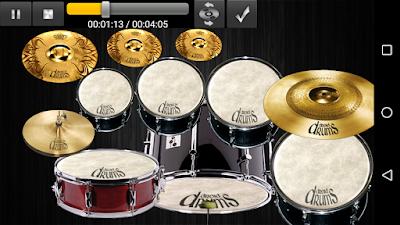Drums Droid HD 2016 FREE APK Aplikasi Drum Terbaik