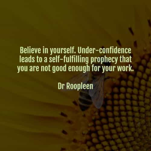 Self-confidence quotes to boost your self-esteem