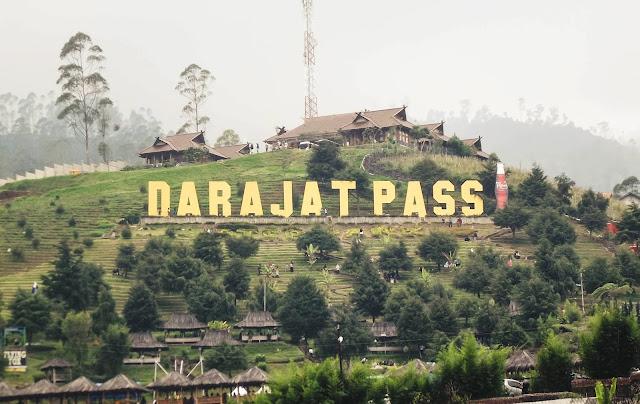 Darajat Pass - Mencuri Waktu Libur Untuk Ngetrip