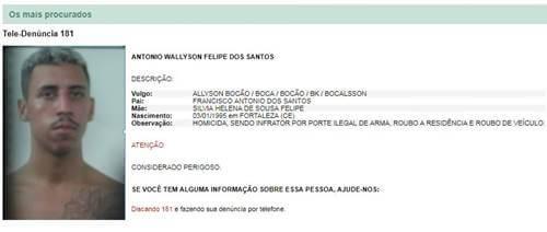 Antonio Wallyson Felipe dos Santos