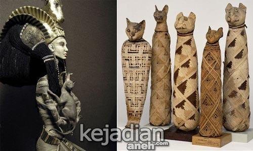 fakta unik kucing mesir kuno