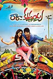 Kasam Khayi Hai (Ra Ra Krishnayya) (2014) Hindi Dubbed Full Movie HDRip 720p