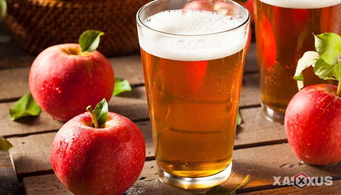 Cara menghilangkan bekas luka di wajah dengan cuka apel