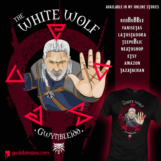 Diseño The White Wolf