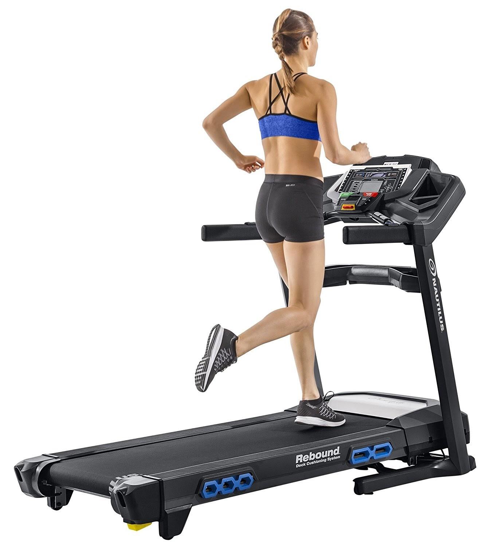 Treadmill Belt Ply: Health And Fitness Den: Nautilus T618 Treadmill MY18 2018
