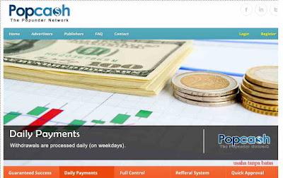 Cara Mendaftar Popcash Sampai Pencairan Dollar Tutorial Lengkap