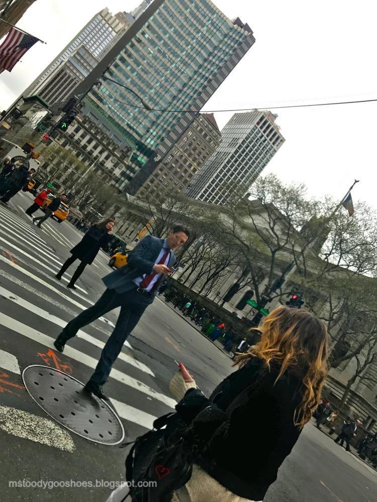 New York City 4.19.17 | Ms. Toody Goo Shoes