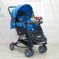 Does DS286 Langer Rocker Standard Baby Stroller
