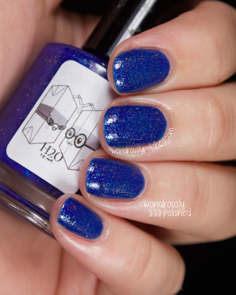 Wondrously Polished February Nail Art Challenge