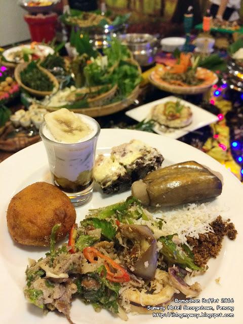 Ramadhan Buffet 2016