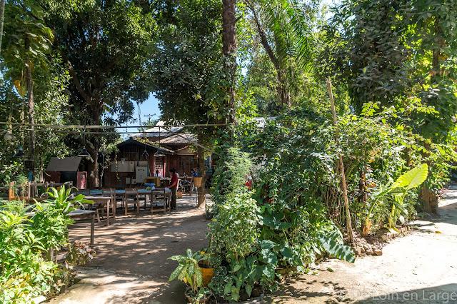 Prince Hotel - Mrauk-U - Myanmar Birmanie