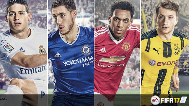 Pré-venda FIFA 17