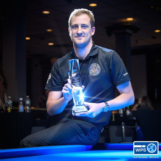 Denis Grabe Takes Down the 2018 Aramith 9-Ball Players Championship