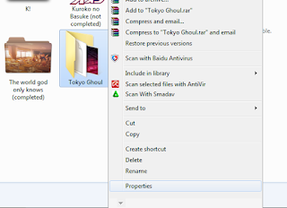 Mengganti folder icon