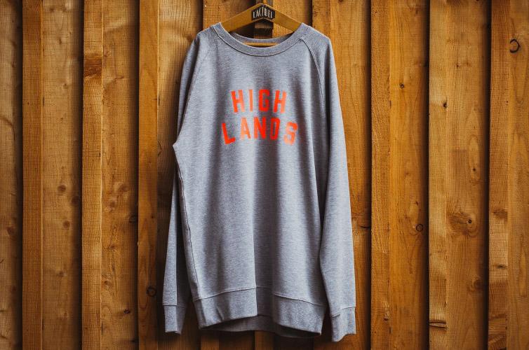 Highlands Sweatshirts - Alfie's Studio