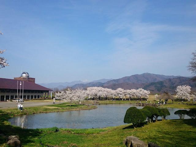 川中島古戦場 公園 博物館