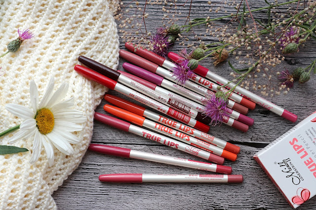 Beauty Big Bang: 12 Colors Professional Waterproof Lipliner Pencil Set