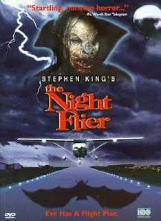 Stephen King DVD, Stephen King Movie, The Night Flier
