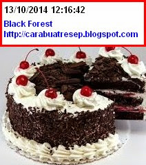 Foto BlacklForest Sederhana