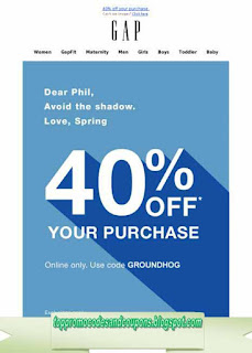 Free Printable Gap Coupons