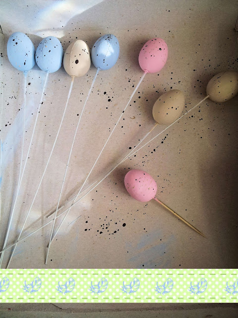 DIY Tutorial : Paaseieren - Easter Eggs  Jalien Cozy Living