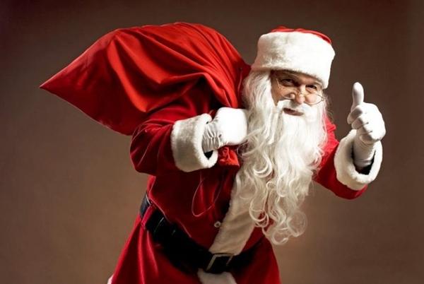 Facebook censura imagem do Papai Noel ajoelhado diante de Jesus