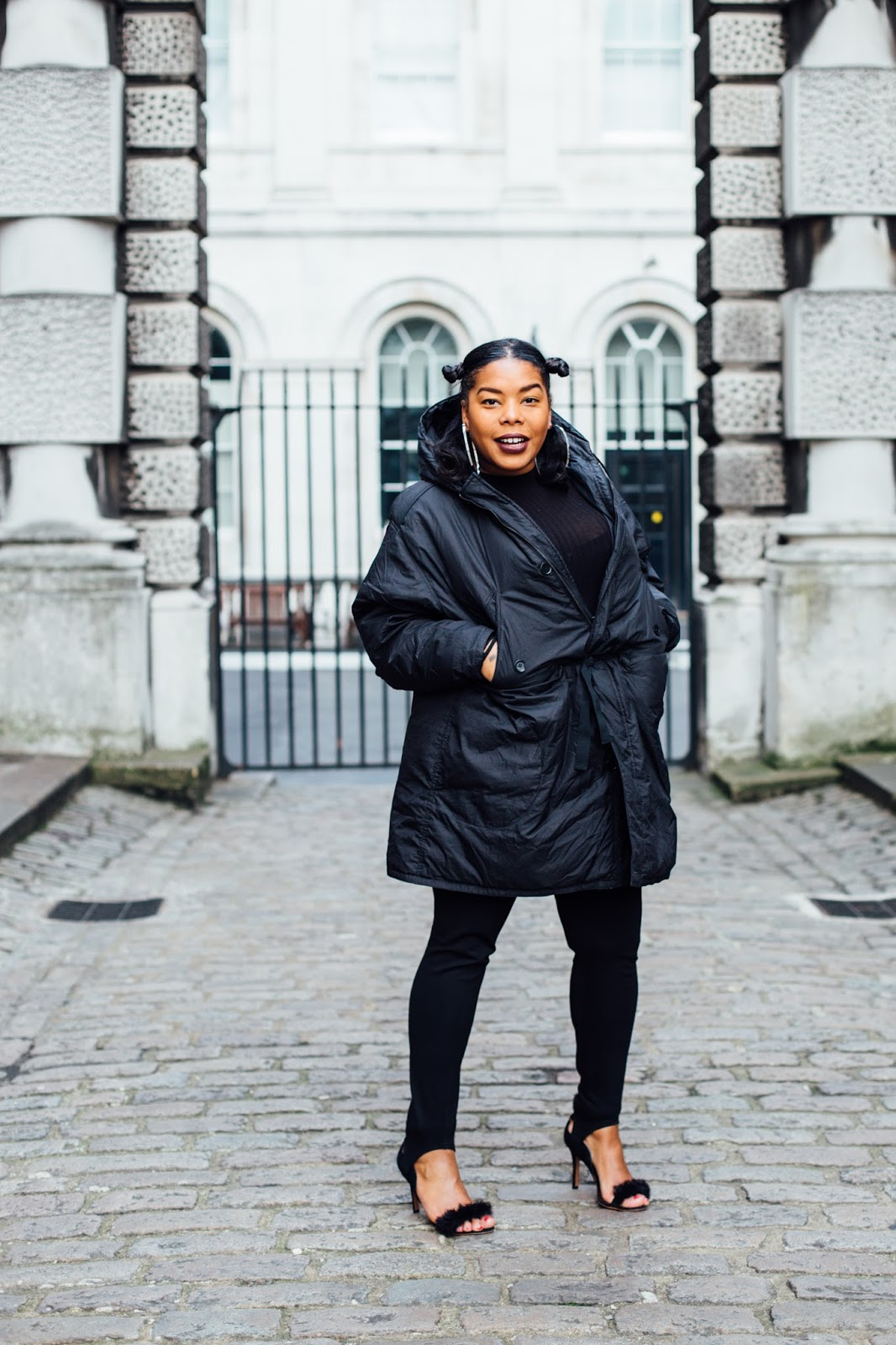 The Puffa x The Stirrup Leggings – Meet The REAL London Girls Style @WhoWhatWearUK