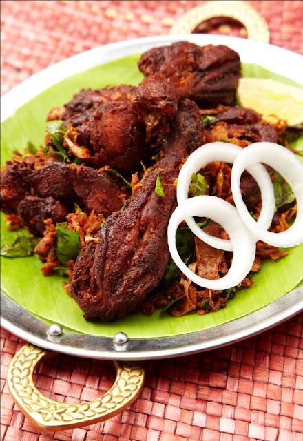 kozhi roast Ente Keralam