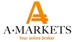 Логотип AMarkets